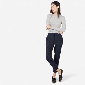 NWOT The Italian GoWeave Crop Trouser
